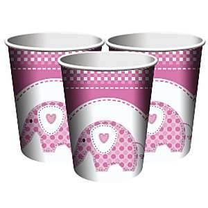 Sweet Baby Elephant Cups