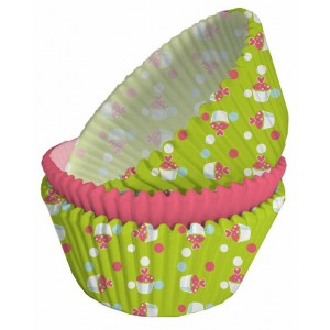 A Pack of Sweet Treat Cupcake Cases