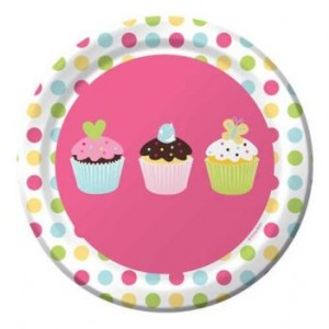A Pack of 8 Sweet Treats Small Plates