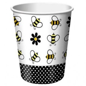a Buzzie Bee Pack of 8 Cups