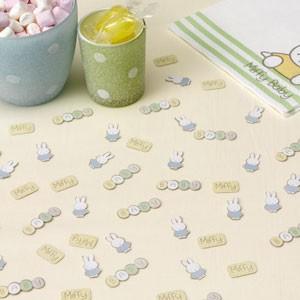 baby miffy confetti