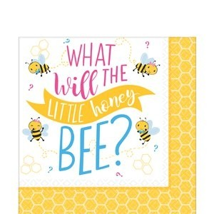 What will Baby Bee? Napkins