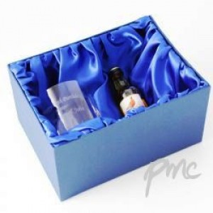 Crystal Glass & Whisky Gift Set