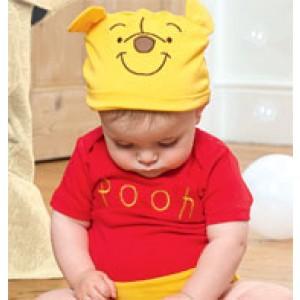 Babies Disney Winnie the Pooh Jersey Set