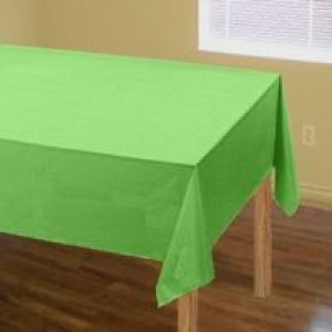 Kiwi Green Table Cover