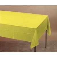 lemon table cover