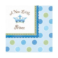 A Pack of New Little Prince Napkins