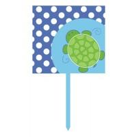 Mr Turtle Lawn Sign