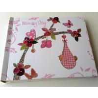 Naming Day Signing Book - Girl