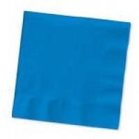 Bright Blue Napkins (25)