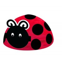A Ladybird Table Centre Piece
