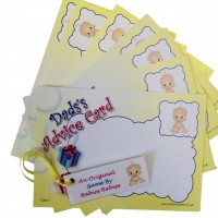 dad's advice cards