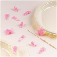pink table sprinkle