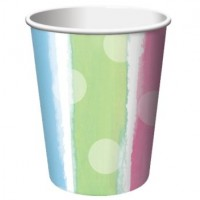 A Baby Clothes Line Pack of Hot/Cold Cups