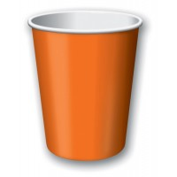 orange cups