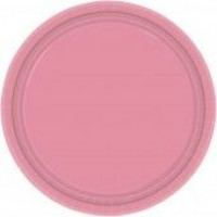 Pack of Pretty Pink Plates