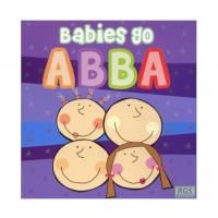 Babies Go Abba CD