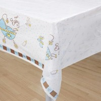 A Baby Joy Blue Large Tablecover