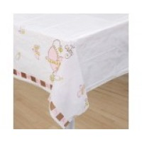 A Baby Joy Pink Large Tablecover