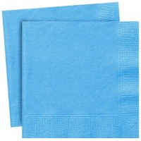 Powder Blue Napkins