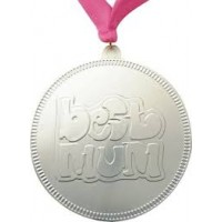 Best Mum Chocolate Medallion