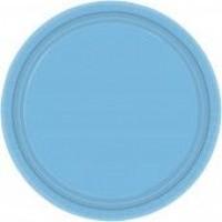 Powder Blue Plates