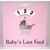 A Baby Feed Wheel - Pink