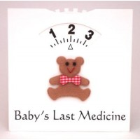 A Baby Medicine Feed Wheel