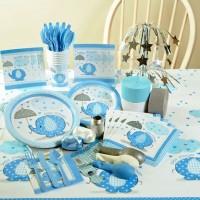 Boy Umbrellaphants Complete Party Pack
