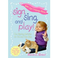 Books - Baby Sign Language Sign, Sing and Play