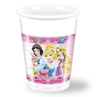 Disney princesses and Animal Cups