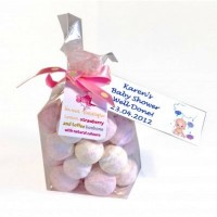 Bag of Bonbons with Personalised Label