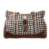 Kalencom Elite Matte Coated Bag - Heavenly Dots