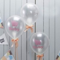 Cute Baby Elephant Balloons (pack of 10)