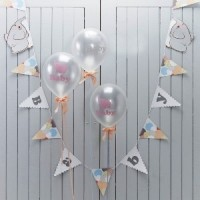 Baby Ele's baby Shower Bunting