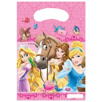 Disney Princesses and animals Loot Bag