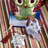 Owl design bookmark