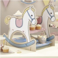 Rock-a-Bye Baby Cake Stand