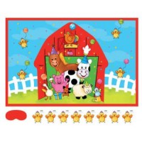 Barnyard Bash Party Game