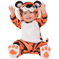 Tiny Tiger Baby Outfit
