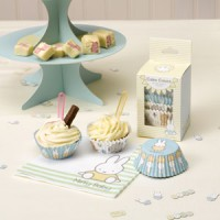 baby miffy cake cup cases