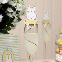 baby miffy glass decorations