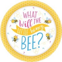 What will Baby Bee? Dinner Plates