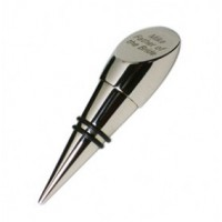 Contemporary Personalised Wine Stopper