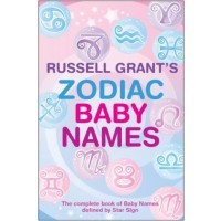 Books - Baby Names by Russell Grant