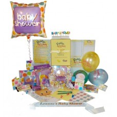 The Ultimate Deluxe Baby Shower Pack (8 guests)